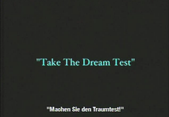 Take the Dreamtest